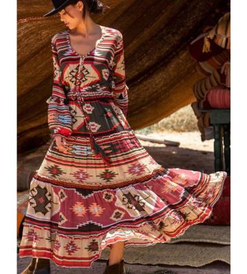 Vestido Kilim