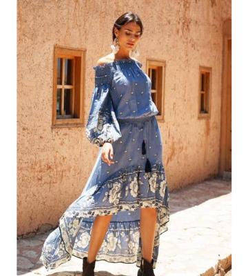 Falda Camelia