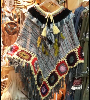 Poncho Hippie